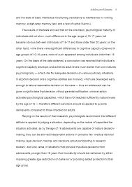 Example Summary Essay Summary Essay Samples Examples