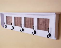 Hanging Coat Rack On Wall Hanging coat rack Etsy 41