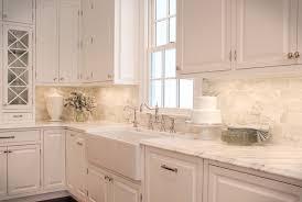 clean kitchen backsplash images