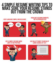 Basic Resume Writing Tips To Stand Out From The Crowd