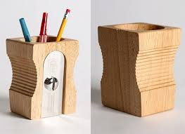 giant sharpener desk tidy few things signal the end of summer and the