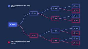 Create Org Chart In Google Slides Multi Level Segmentation Tree Diagram For Powerpoint