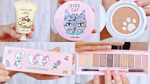 korean makeup haul super cute k beauty s