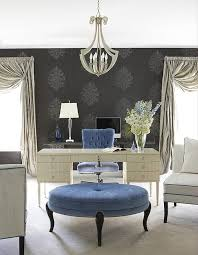 design home office. Modish Glam Home Office Design