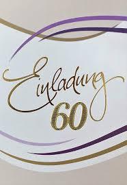 Einladung 60 Geburtstag Frau Qbabyme