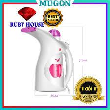 Bàn ủi cầm tay Yairz HY-115 LOẠI 1, bàn ủi hơi nước quả táo-Ruby House  chính hãng 249,000đ