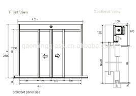 sliding glass doo sliding door dimensions luxury sliding patio doors
