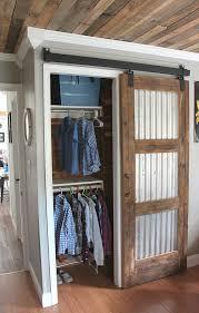 20 diy barn door tutorials closet barn doorsinterior sliding