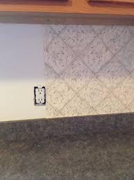 Kitchen Backsplash Wallpaper Washable Wallpaper For Kitchen Backsplash Home Design Ideas