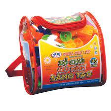 Bộ xếp hình sáng tạo Nhựa Chợ Lớn 01 - M967-LR | Nhựa Chợ Lớn