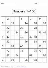 40 Organized Complete The Broken 100 Chart