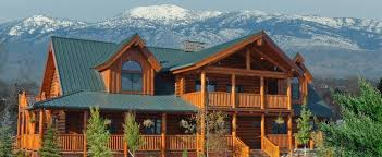 Mountain Log House Plans  Homes ZoneSmall Log Home Designs
