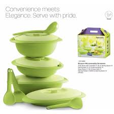 details about brand new tupperware blossom microwaveable serveware steaming colander gift set