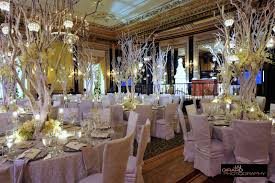 Winter Wedding Decor Get Inspired With These Wonderful Blue Winter Wedding Decorations