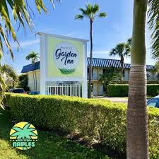 the naples garden inn is a delightful family owned tropical inn conveniently located
