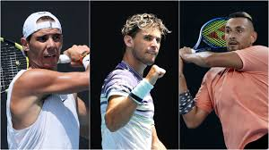 Thiem opens up on facing Nadal or Kyrgios in Australian Open ...