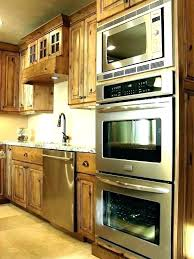 wall oven cabinet design double wall oven wall ovens wall oven cabinet wall cabinet trendy design