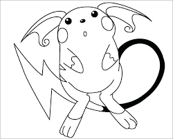 Pokemon Coloring Pages Charizard X Pikachu Cute Eevee Evolutions