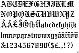 Newspaper Fonts What Is The Style Of Font Called That Is Typically Used In