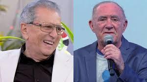 Com saída da Globo, Renato Aragão revela que toparia fazer 'A Praça É  Nossa', do SBT - ISTOÉ Independente