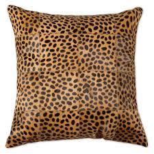 Cheetah Decorative Pillows