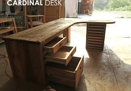custom wood office furniture. Barnwood Desk Reclaimed Wood Furniture Office Epoxy Resin Roll Top . Custom