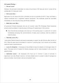 Family Leave Of Absence Template Medical Format Letter
