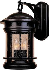 designers fountain 2381 orb sedona oil rubbed bronze outdoor wall lighting loading zoom