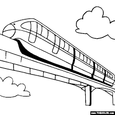 100% free vehicle coloring pages. Train And Locomotive Online Coloring Pages