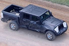 Here's When The Jeep Wrangler Pickup Truck Will Be In Dealerships ...