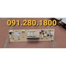 Bo mạch máy giặt Midea MFG70-1000 7kg cửa ngang chính hãng tốt giá rẻ