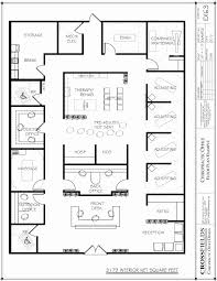 office floor plan templates. Interesting Floor Emergency Exit Floor Plan Template Best Of Medical Office Layout Sample  Plans And Gallery Throughout Templates