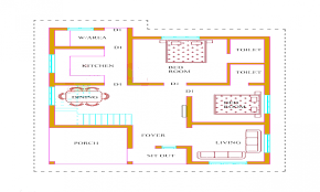 Kerala House Plans Bedroom House Plans Kerala  in ground house