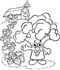 Fruits Legumes 4 Coloriage Fruits Et L Gumes Coloriages Pour