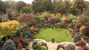 Small Picture Gardening Black Country couple show off Autumns full beauty as