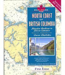 Free Nautical Charts Bc Coast Exploring The North Coast Of British Columbia 3rd Edition 2017