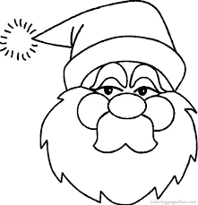 Small Picture Christmas Santa Claus Coloring Pages 4 Free Printable Coloring