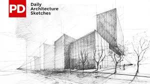 architecture sketches. drawing cuatrecasas lawyers headquarters daily architecture sketches 11 l