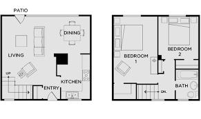 RiverView  Kiawah Island Real EstateTownhomes Floor Plans
