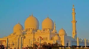 sheikh zayed grand mosque pure splendour