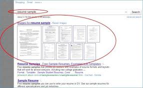 How To Make Resumes On Word Creating A Resume In Word
