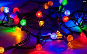 Christmas Lights Christmas Lights Wallpapers Wallpaper Cave