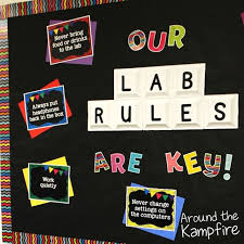 Spruce Up Your Computer Lab With Chalkboard Decor Computer