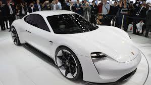 porsche new car releasePorsche Mission E set for launch by 2020  Autoblog