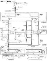 wrg 3749 1987 honda accord headlight wiring diagram 1987 honda accord headlight wiring diagram