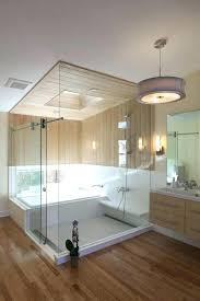 unique bathtub shower combo ideas for modern homes corner combination combos