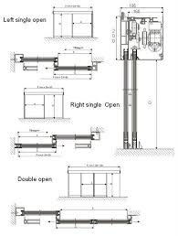 detail dwg autocad window cad garage aluminium prev scintillating glass sliding door drawing pictures