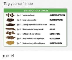 Bristol Stool Chart Diarrhea Tag Yourself Imao Bristol Stool Chart Gpesepara B Ao Severe