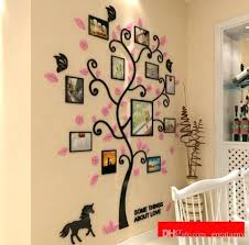 bedroom stickers acrylic crystal wall stickers living room bedroom cozy pictures tree stickers creative home decoration bedroom stickers next wall