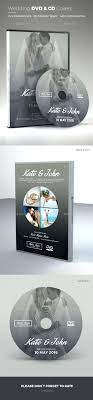 blank dvd cover template wedding case photo